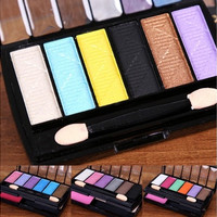 32 Colors Eye Shadow Bright Makeup Eye Shadow [8833572300]
