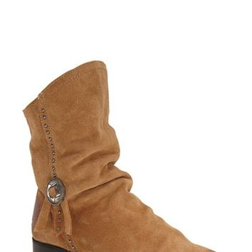 Women's Matisse Studded Suede Boot,