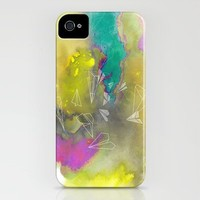 Planes in Watercolor iPhone Case by Joan Horne | Society6