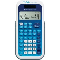 Texas Instruments® TI-34 MultiView™ Scientific Calculator | Staples
