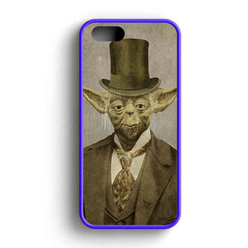 Star Wars Yoda iPhone 5 Case iPhone 5s Case iPhone 5c Case