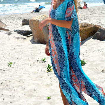 Turkish robes large  beach cover up beach cover up Beach tunic saida de praia swimwear Bikini cover up women beach capes h387