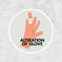 Margot Tenenbaum Sticker! Alteration of Glove -The Royal Tenenbaum - Wes Anderson Gwyneth Paltrow Gene Hackman