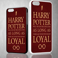 Harry Potter V0416 iPhone 4S 5S 5C 6 6Plus, iPod 4 5, LG G2 G3 Nexus 4 5, Sony Z2 Case