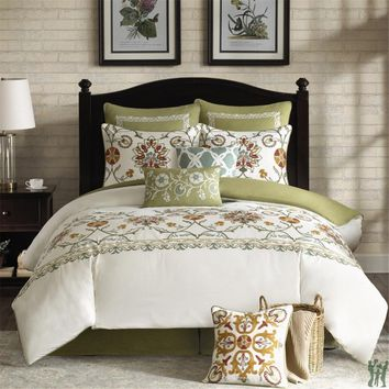 Harbor House Arabesque Ivory Comforter Set HH10-1370
