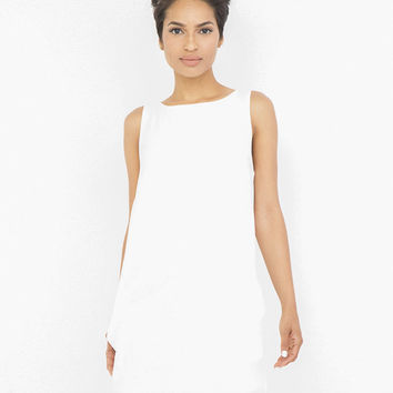 LOVE KENNEDY SHIFT DRESS - WHITE