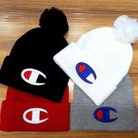 Champion Winter Knitted Cap