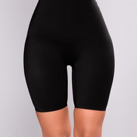 Amarey Shape Wear Short - Black