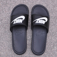 Nike Woman Men Fashion Casual Sandals Slipper Shoes