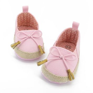 Baby Shoes Soft Soled Toddler 0-18M