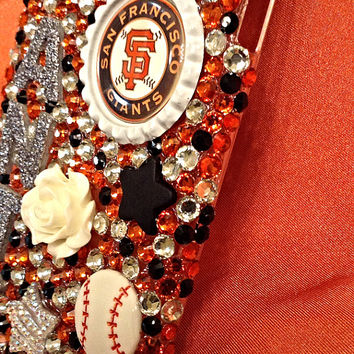 San Francisco Giants baseball phone case, bling case, football sports case