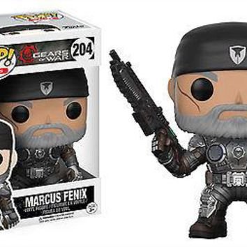 Funko Pop Games: Gears of War - Marcus Fenix