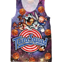 Space Jam Tune Squad Tank Top *Ready to Ship*