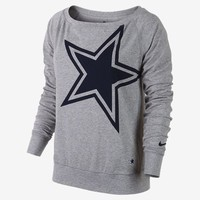 Check it out. I found this Nike Wildcard Epic (NFL Cowboys) Women's Sweatshirt at Nike online.