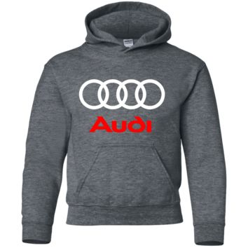 Audi Youth Pullover Hoodie
