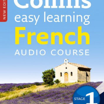 French: Stage 1: Audio Course (Collins Easy Learning Audio Course)