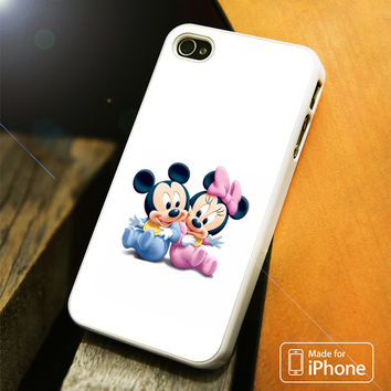 Minnie Mouse Baby Cute iPhone 4 | 4S, 5 | 5S, 5C, SE, 6 | 6S, 6 Plus | 6S Plus Case