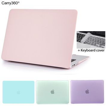 Carry360 New Beautiful Laptop Bag for Macbook Pro 13 Case Touch Bar for Apple Mac book Air 13 11 Pro Retina 12 13.3 15 inch