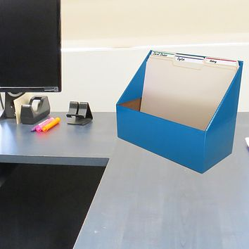 Evelots Home/Office Magazine/Folder Holder Organizers, Assorted Colors