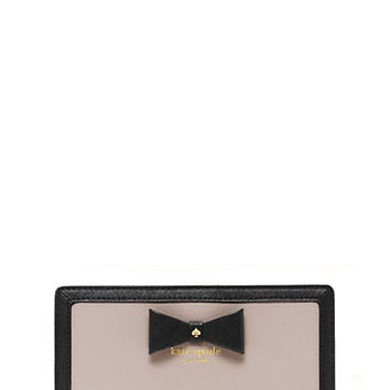 Kate Spade Hazel Court Stacy Pebble/Black ONE