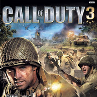 Call of Duty 3 - Xbox (Very Good)