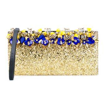 MARNI   Glitter Clutch Bag   brownsfashion.com   The Finest Edit of Luxury Fashion   Clothes, Shoes, Bags and Accessories for Men & Women