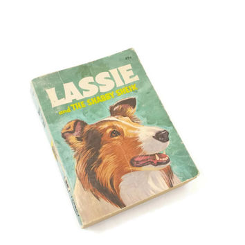 1968 Lassie and The Shabby Sheik Book