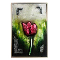 Wall Hanging Decoration 100% Manual Oil Painting
