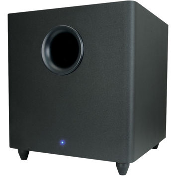 "Architech 8"" 100-watt Down-firing Subwoofer With Wireless Receiver"
