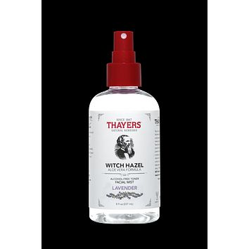 Thayers Witch Hazel Mist Spray, Lavender - 8 oz