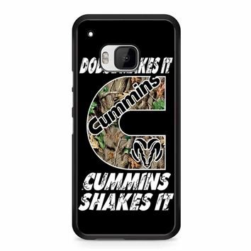 Dodge Makes It Cummins Shakes It HTC M9 Case