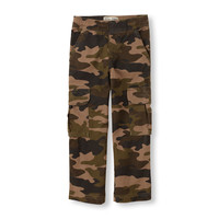 Pull-On Cargo Pants | The Children's Place