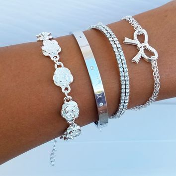 Knots & Roses Stack