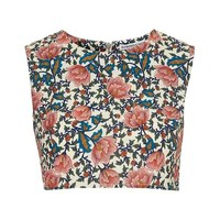 **Floral Crop Top by Glamorous Petites - New In This Week - New In