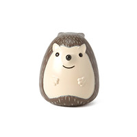 FOREVER 21 Hedgehog Toothbrush Cap Brown One