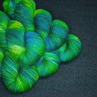 Baah Yarn - Brazilian Emerald