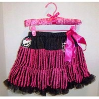 Monster High Pink Frill Petti