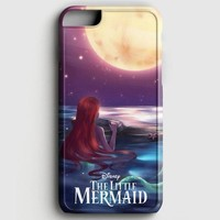 Beautiful Little Mermaid iPhone 8 Case