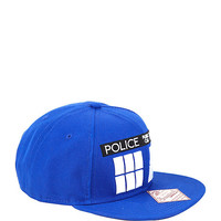 Doctor Who TARDIS Snapback Hat