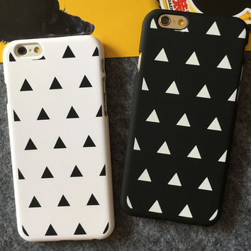 Triangle iPhone 5s 6 6s Plus Case Gift-102