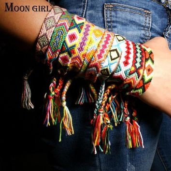 Braided Humble Hippie Bracelets