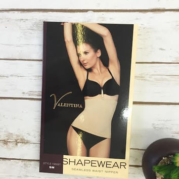 Shape Wear - Seamless Waist Nipper