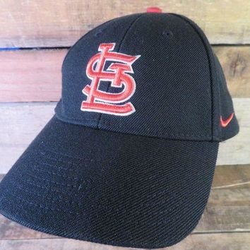 DCCK7BE Nike St Louis CARDINALS MLB Adjustable Baseball Hat Adult Cap