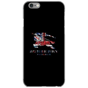 burberry london iPhone 6/6s Case