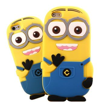 Despicable Me Minion Case - iPhone 6