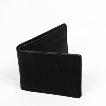 Lee Leather Wallet - Black