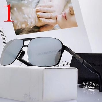 Porsche Fashion Men Summer Sun Shades Eyeglasses Glasses Sunglasses