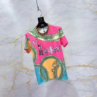 Versace Women Men Fashion T-Shirt Top Tee Size M-XXXL