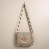 ROMANTIC MESSENGER BAG