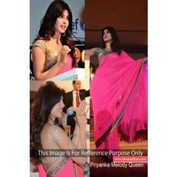 Priyanka chopra melody queen replica saree 262 | Shop 'N kart
